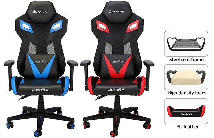 AutoFull Warrior Gaming Chair Review: Best For Entry-Level PROs
