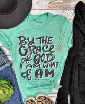 By the grace of God Tee