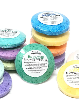 Essential Oils Shower Steamers