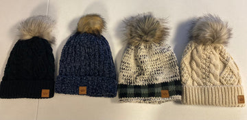 Fleece Lined Beanies