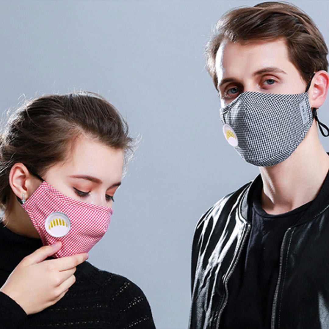 reusable virus masks