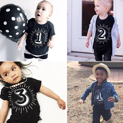 Happy Birthday Baby Unisex T-shirts