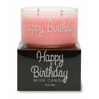 Happy Birthday Cake Candle