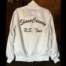 Load image into Gallery viewer, Replica Original 1977 Fully Lined Satin Tour Jacket