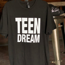 Load image into Gallery viewer, Black TEEN DREAM Tee