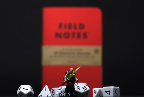 Field Notes 5E Character Journal. 2pk