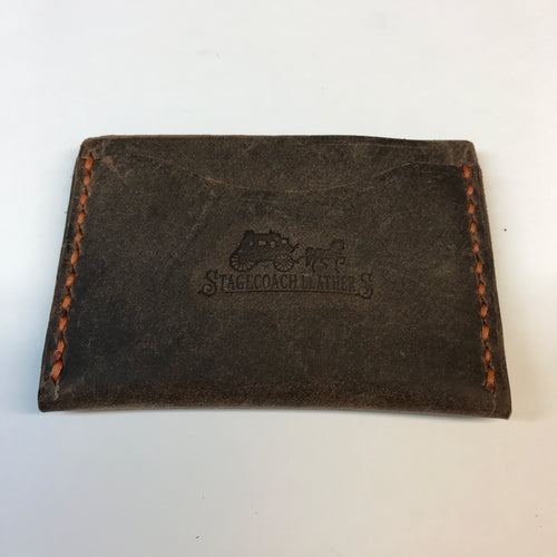 PECOS 3-slot Leather Wallet