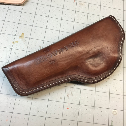 Semi-Auto Pistol Inside The Waist (ITW) Holster