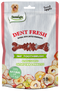 Dent Fresh 360° Toothbrush Sweet Apple Treat 150g Digestive Support - Dietary Fibre & Prebiotics
