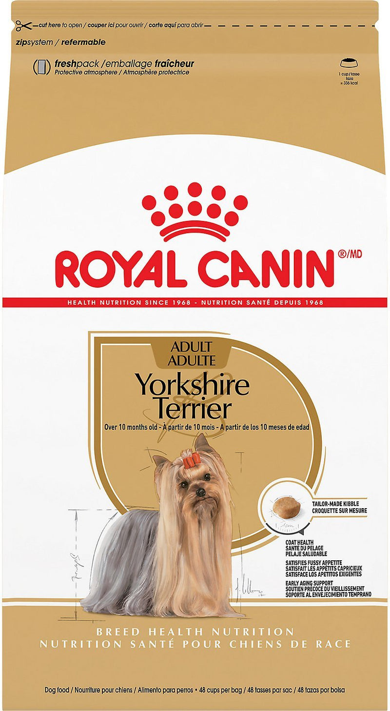 Royal Canin Yorkshire Terrier Adult 1.5kg Dry Dog Food