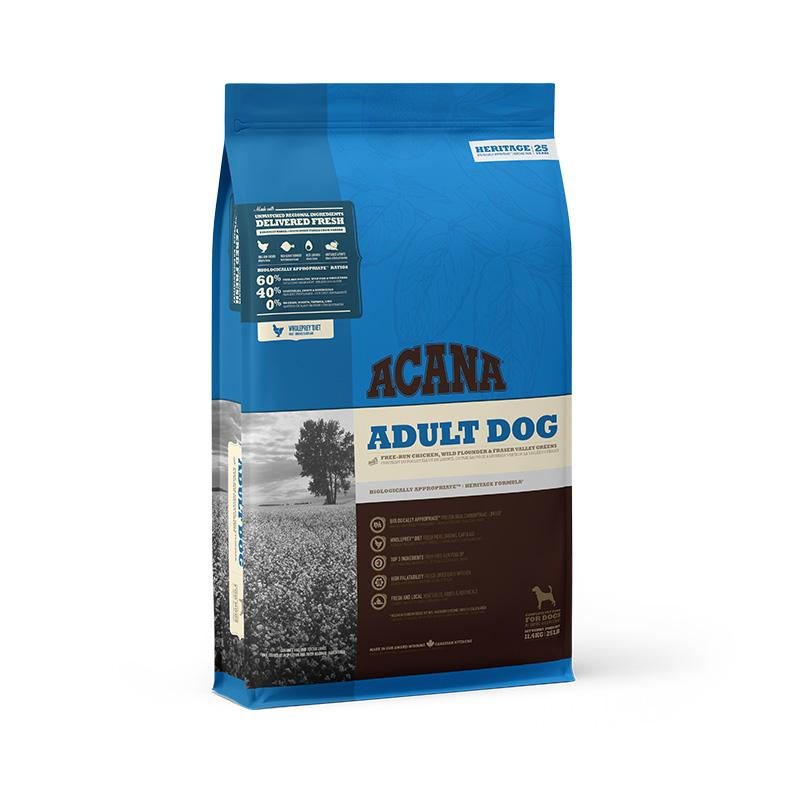 ACANA Heritage Adult Dry Dog Food - Animall Philippines