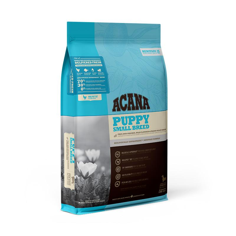 ACANA Heritage Puppy Small Breed Dry Dog Food - Animall Philippines