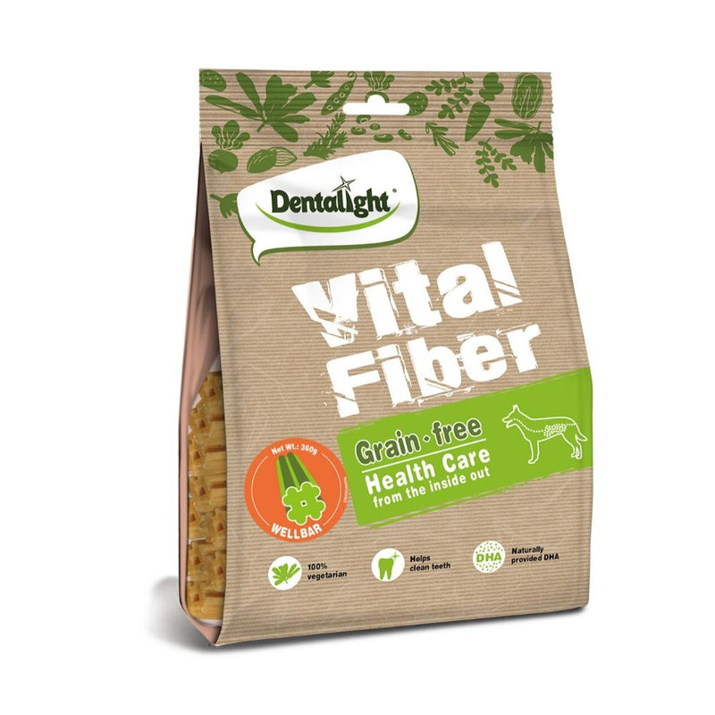 Dentalight  Vital Fiber Wellbar Treats