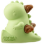 Natura Nourish Treatricks 2-in-1 Baby T-Rex Toy with Dental Treats