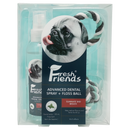 Fresh Friends Dental Care Kit (Breath Freshener & Floss Rope Ball Kit) - Animall Philippines