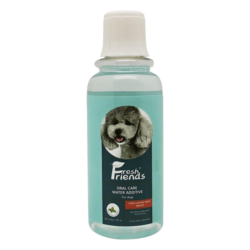 Fresh Friends Dog Drinking Water Additive 330ml - Animall Philippines
