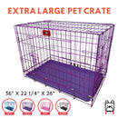 Extra Large Pet Care - 36 in x 22 1/2 in x 24 in