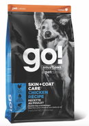 Go! Skin & Coat Chicken Recipe 25lbs Dry Dog Food