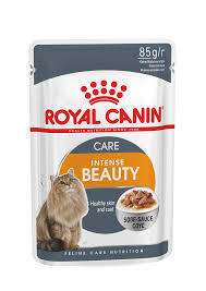 Royal Canin Feline Intense Beauty 85g Wet Cat Food