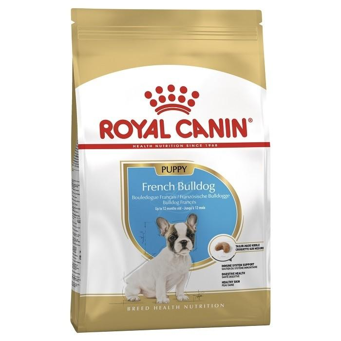 Royal Canin French Bulldog Puppy 3kg Dry Dog Food