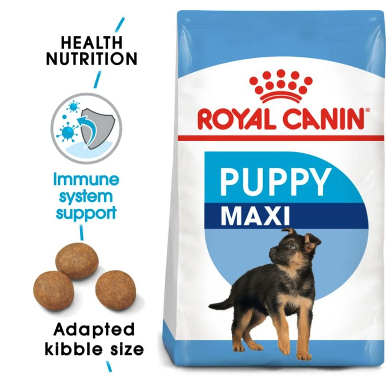 Royal Canin Maxi Junior (Puppy) 15kg Dry Dog Food