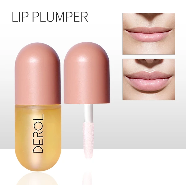 DEROL™ Plant Extracts Plumping Lip Serum