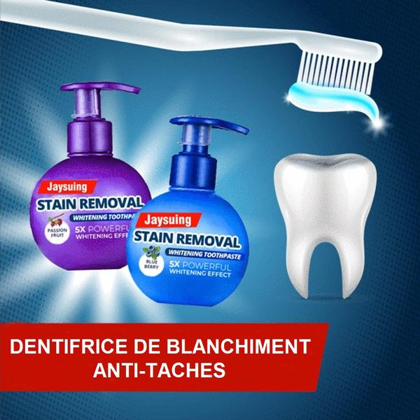 STAIN REMOVAL™- DENTIFRICE 2.0