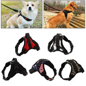 Rompsun™ No-Pull Dog Harness, Adjustable Harness for Dogs
