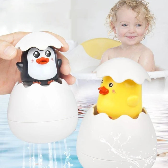 Rompsun™ Baby bathing swimming sprinkler toy