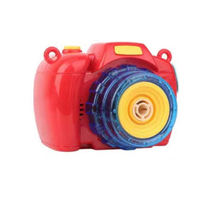 Rompsun™ Children's camera bubble machine light music bubble camera toy