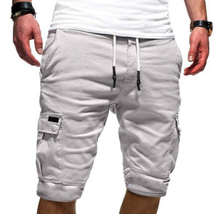 Rompsun™ Men's Fashion Big Pocket Loose Shorts
