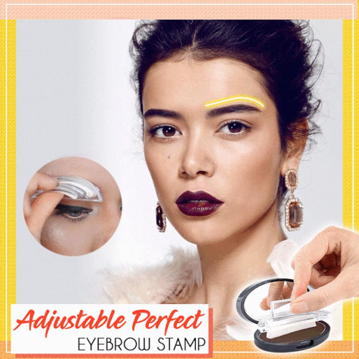Rompsun™ Adjustable Perfect Eyebrow Stamp