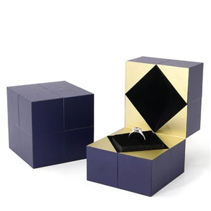 Rompsun™ Creative Dual-Use Ring bracelet  & Puzzle Jewelry Box