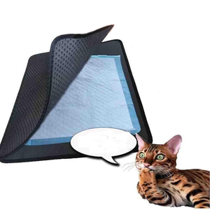 Rompsun™ New Double Layer Larger Size Cat Litter Mat