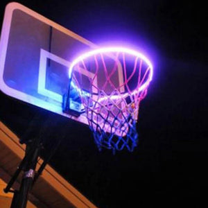 Rompsun™ Basketball Hoop -Activated LED Strip Light -7 Flash Modes