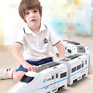 Rompsun™ Harmony Train Toy Set High Speed Bullet Train for Children