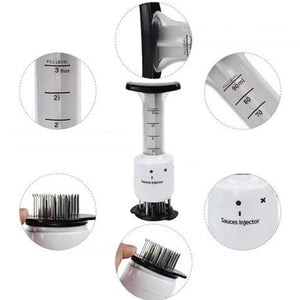 Rompsun™ Stainless Steel Meat Tenderizer Needle