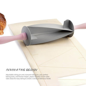Rompsun™ Adjustable Croissant Rolling Pin