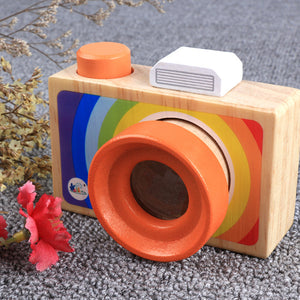 Rompsun™ Mini Kaleidoscope Zoom Lens Camera Toy