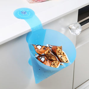 Rompsun™ Kitchen Sink Holder Organizer Drain Rack Basket Storage Tool