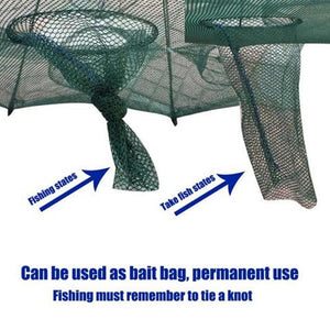 Rompsun™ Automatic folding fish trap