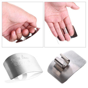 Rompsun™ Stainless Steel Finger Hand Protector
