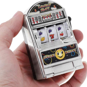 Rompsun™ Mini Fruit Slot Machine Lucky Kids Toys Educational Toy Birthday Gift