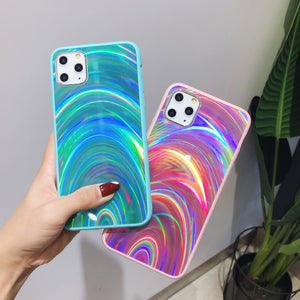 Rompsun™ Rainbow Colorful Phone Case