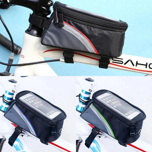 Rompsun™ Touch screen bike bag
