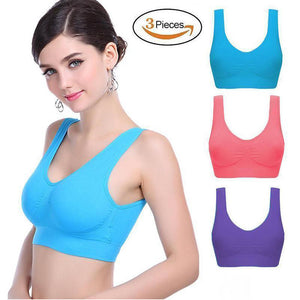 Rompsun™ All Day Comfort Shaper Bra(3 pcs)