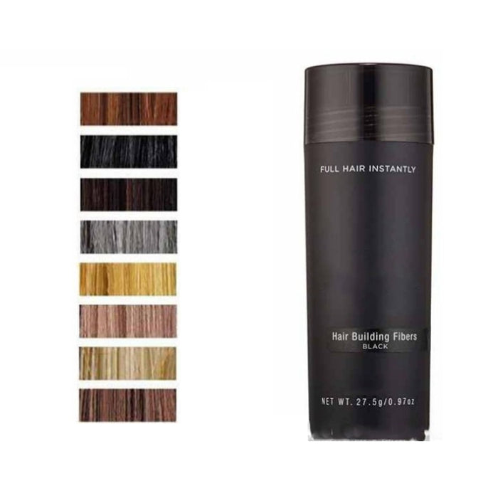 Rompsun™Multiple colors 27.5g hair dye and thickening fiber