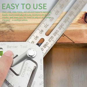 Rompsun™ Revolutionary Carpentry Tool