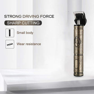 Rompsun™【 Free shipping】Electric  Outliner Grooming Rechargeable Cordless Close Cutting T-Blade Trimmer