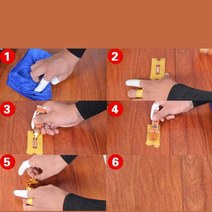 Rompsun™ Wood Filler Furniture Repair Kit, Wood Scratch Repair